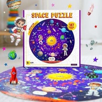 Oyunzu PuzzleSpace 147 Parça Puzzle