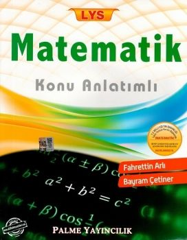 Palme LYS Matematik Konu Anlatımlı