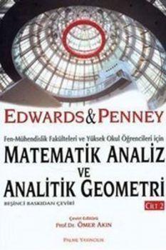 Palme Matematik Analiz ve Analitik Geometri Cilt 2