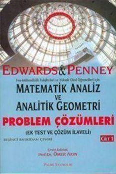 Palme Matematik Analiz ve Analitik Geometri Problem Çözümleri Cilt 1