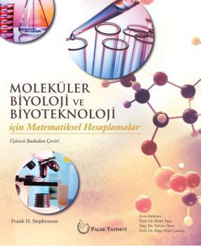 Palme Moleküler Biyoloji ve Biyoteknoloji İçin Matematiksel Hesaplamalar
