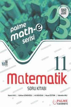 Palme Yayınları 11. Sınıf Matematik Soru Bankası Mathe Serisi