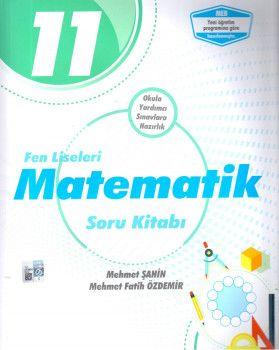 Palme Yayınları 11. Sınıf Fen Liseleri Matematik Soru Kitabı