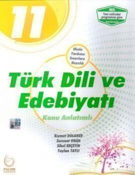 Palme Yayınları 11. Sınıf Türk Dili ve Edebiyatı Konu Anlatımlı