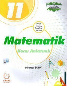 Palme Yayınları 11. Sınıf Matematik Konu Anlatımlı