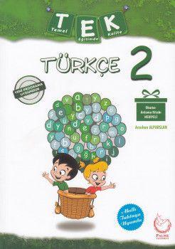 Palme Yayınları 2. Sınıf Türkçe Soru Bankası
