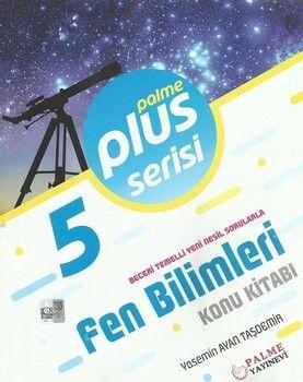Palme Yayınları 5. Sınıf Fen Bilimleri Plus Serisi Soru Kitabı