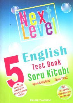 Palme Yayınları 5. Sınıf Next Level English Test Book Soru Kitabı