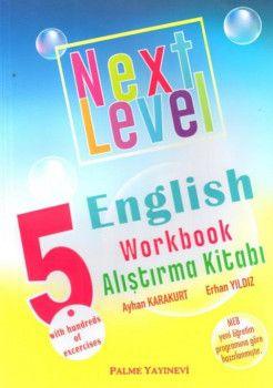 Palme Yayınları 5. Sınıf Next Level Workbook Alıştırma Kitabı