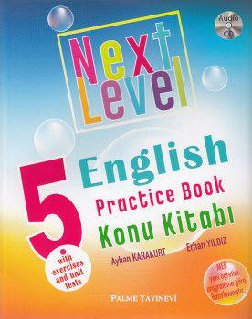 Palme Yayınları 5. Sınıf Next Level English Practice Book Konu Kitabı