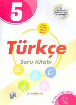 Palme Yayınları 5. Sınıf Türkçe Soru Kitabı