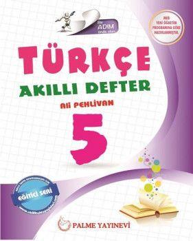 Palme Yayınları 5. Sınıf Türkçe Akıllı Defter