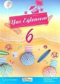 Palme Yayınları 6. Sınıf Yaz Eğlencem