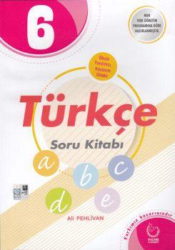 Palme Yayınları 6. Sınıf Türkçe Soru Kitabı