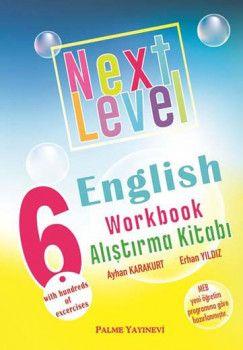 Palme Yayınları 6. Sınıf Next Level English Workbook Alıştırma Kitabı