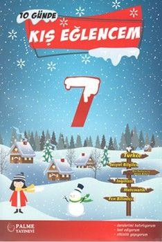 Palme Yayınları 7. Sınıf 10 Günde Kış Eğlencem