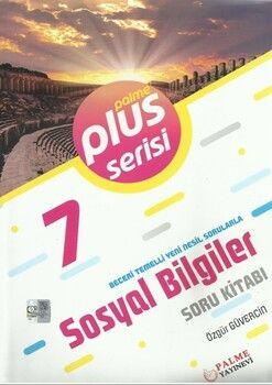 Palme Yayınları 7. Sınıf Sosyal Bilgiler Plus Serisi Soru Kitabı