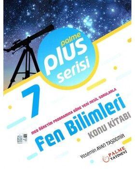 Palme Yayınları 7. Sınıf Fen Bilimleri Plus Konu Kitabı