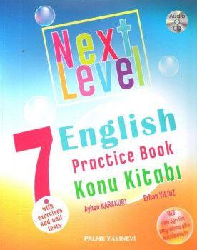 Palme Yayınları 7. Sınıf Next Level Practice Book Konu Kitabı