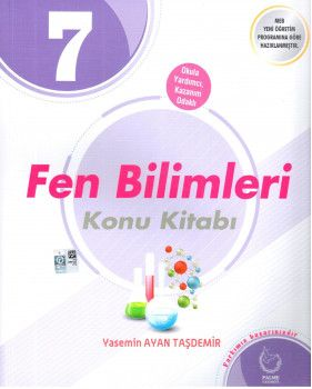 Palme Yayınları 7. Sınıf Fen Bilimleri Konu Kitabı
