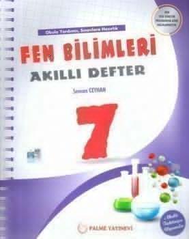 Palme Yayınları 7. Sınıf Fen Bilimleri Akıllı Defter