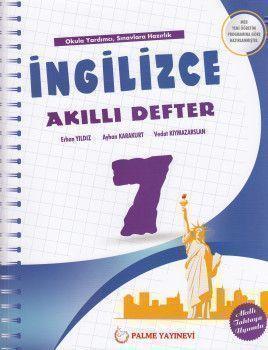 Palme Yayınları 7. Sınıf İngilizce Akıllı Defter