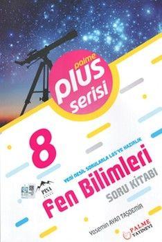 Palme Yayınları 8. Sınıf LGS Fen Bilimleri Plus Serisi Soru Kitabı