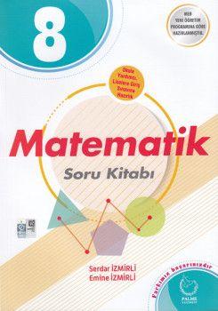Palme Yayınları 8. Sınıf Matematik Soru Kitabı