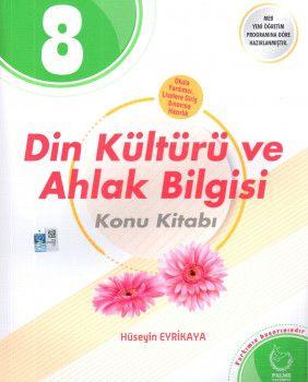 Palme Yayınları 8. Sınıf Din Kültürü ve Ahlak Bilgisi Konu Kitabı