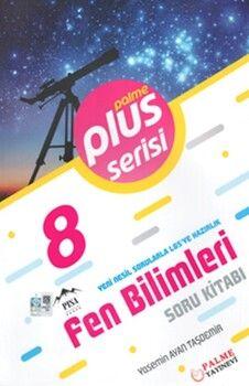 Palme Yayınları 8. Sınıf Fen Bilimleri Plus Serisi Soru Kitabı