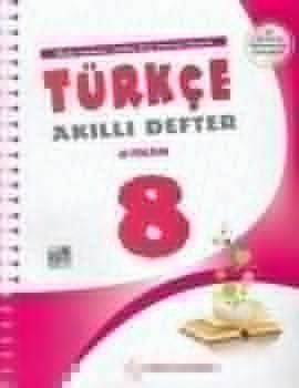 Palme Yayınları 8. Sınıf Türkçe Akıllı Defter