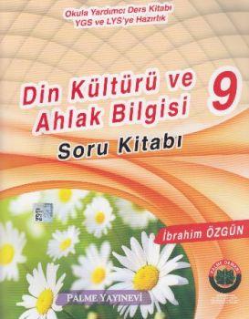 Palme Yayınları 9. Sınıf Din Kültürü ve Ahlak Bilgisi soru Bankası