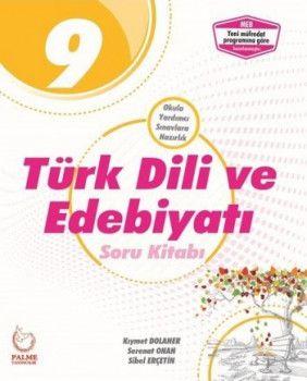 Palme Yayınları 9. Sınıf Türk Dili ve Edebiyatı Soru Bankası