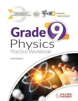 Palme Yayınları 9 Grade Physics Practice Workbook