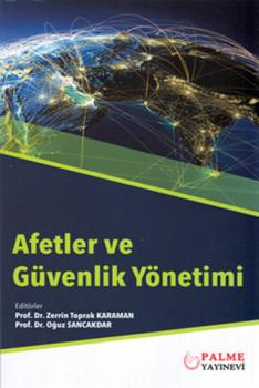 Palme Yayınları Afetler ve Güvenlik Yönetimi
