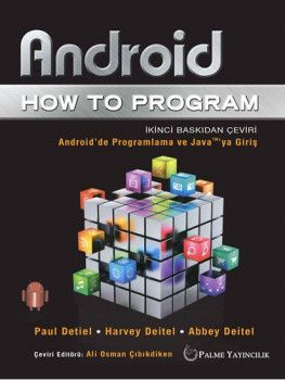 Palme Yayınları Android How To Program