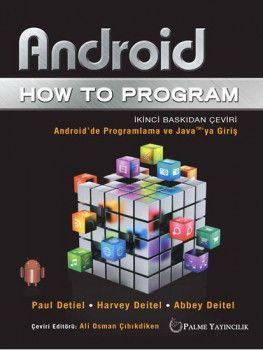 Palme Yayınları Android How To Program
