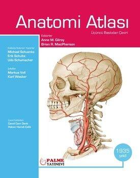 Palme Yayınları Anatomi Atlası