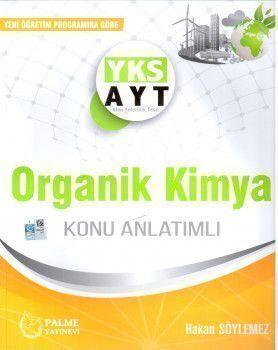 Palme Yayınları AYT Organik Kimya Konu Anlatımlı