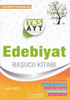 Palme Yayınları AYT Edebiyat Başucu Kitabı