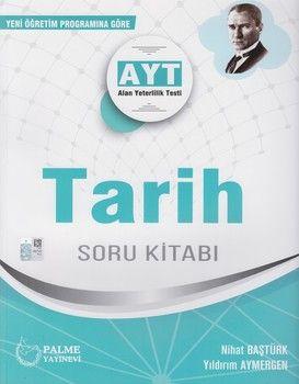 Palme Yayınları AYT Tarih Soru Kitabı