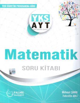 Palme Yayınları AYT Matematik Soru Kitabı