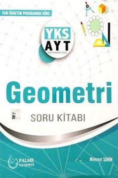 Palme Yayınları AYT Geometri Soru Kitabı
