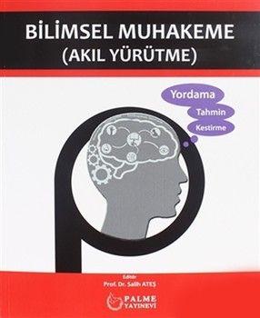 Palme Yayınları Bilimsel Muhakeme Akıl Yürütme