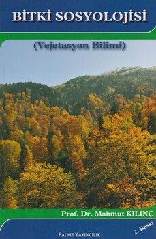 Palme Yayınları Bitki Sosyolojisi Vejetasyon Bilimi