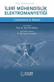 Palme Yayınları İleri Mühendislik Elektromanyetiği