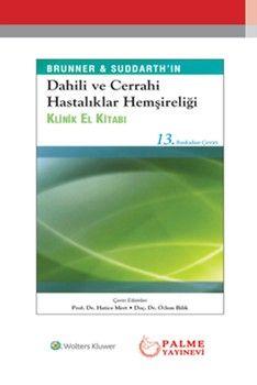 Palme Yayınları Dahili ve Cerrahi Hastalıklar Hemşireliği Klinik El Kitabı