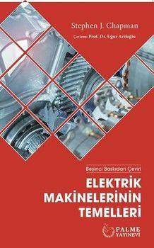 Palme Yayınları Elektrik Makinelerinin Temelleri