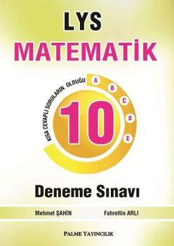 Palme Yayınları  LYS Matematik 10 Deneme