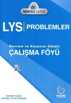 Palme Yayınları LYS Problemler Sentez Serisi Çalışma Föyü